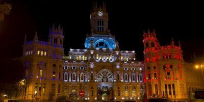 ESPAÑA: Ayuntamiento de Madrid. Foto:Getty Images