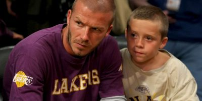 Además, suele ser el compañero eterno de su padre, con quien suele aparecer en público. Foto:Getty Images