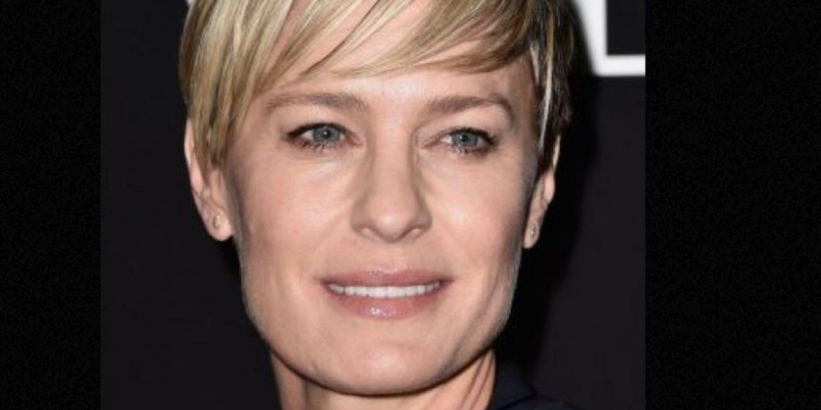 Robin Wright tiene 48 años. Foto:vía Getty Images