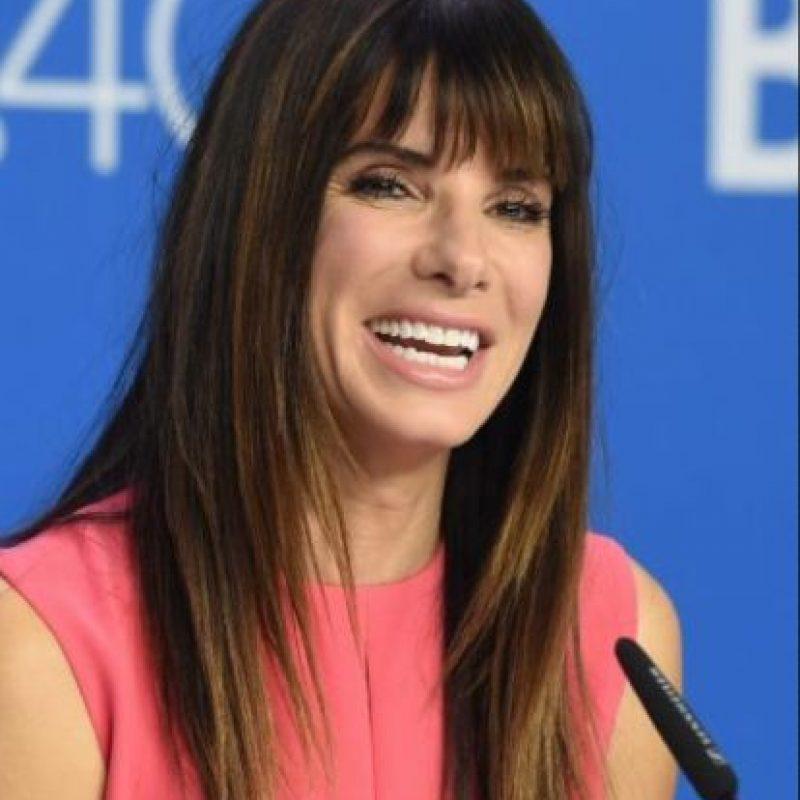 Después de vivir un chasco con su marido infiel, Sandra Bullock también tiene nueva pareja. Foto:vía Getty Images
