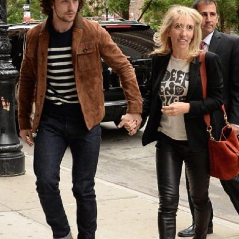 """Ella es conocida por dirigir """"50 sombras de Grey"""". Foto:vía Getty Images"""