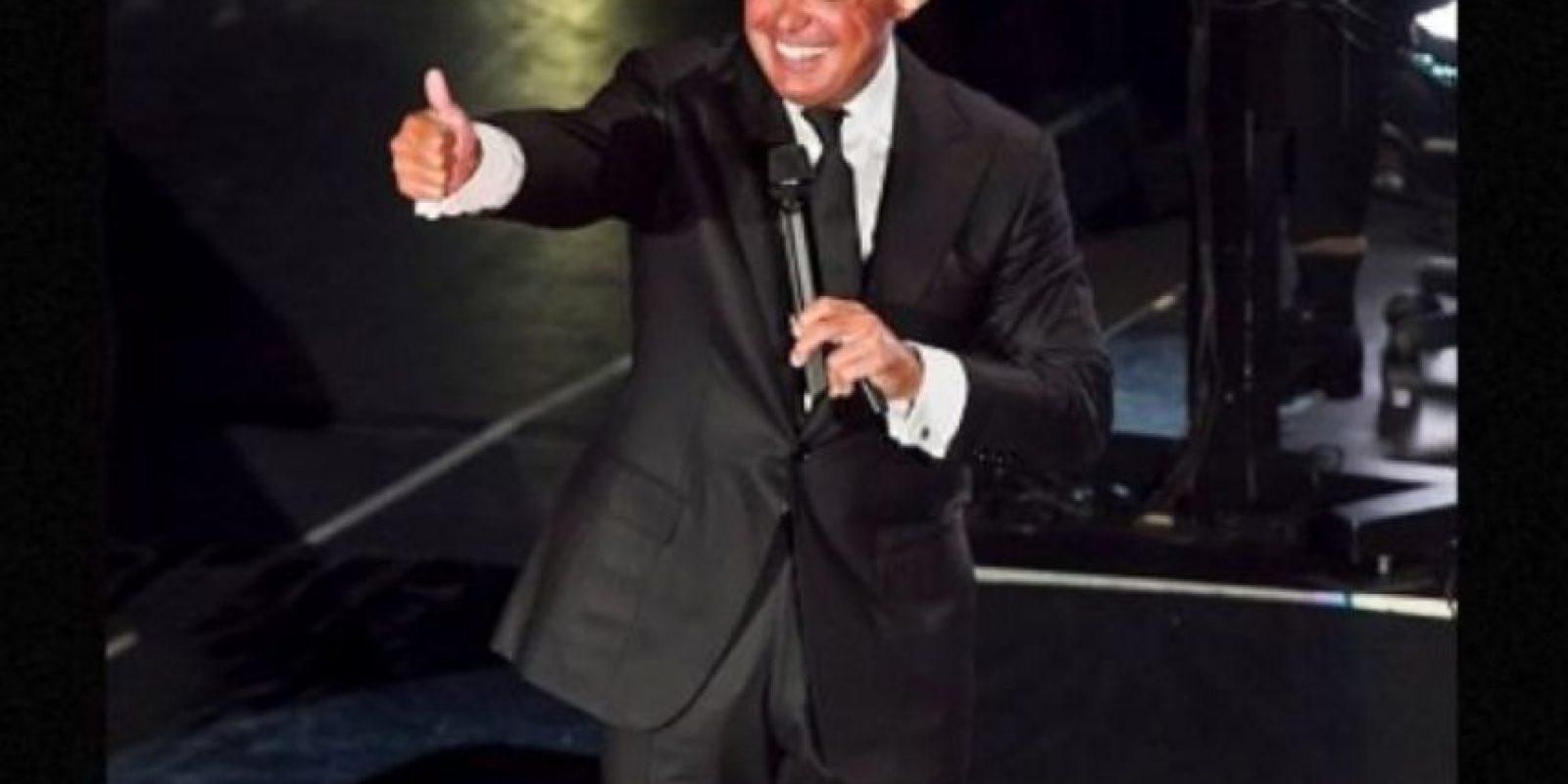Y se dice que está a punto de quedarse sordo. Foto:vía Getty Images