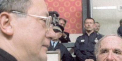 Murió de leucemia, en la cárcel, en 1991. Foto:vía Getty Images