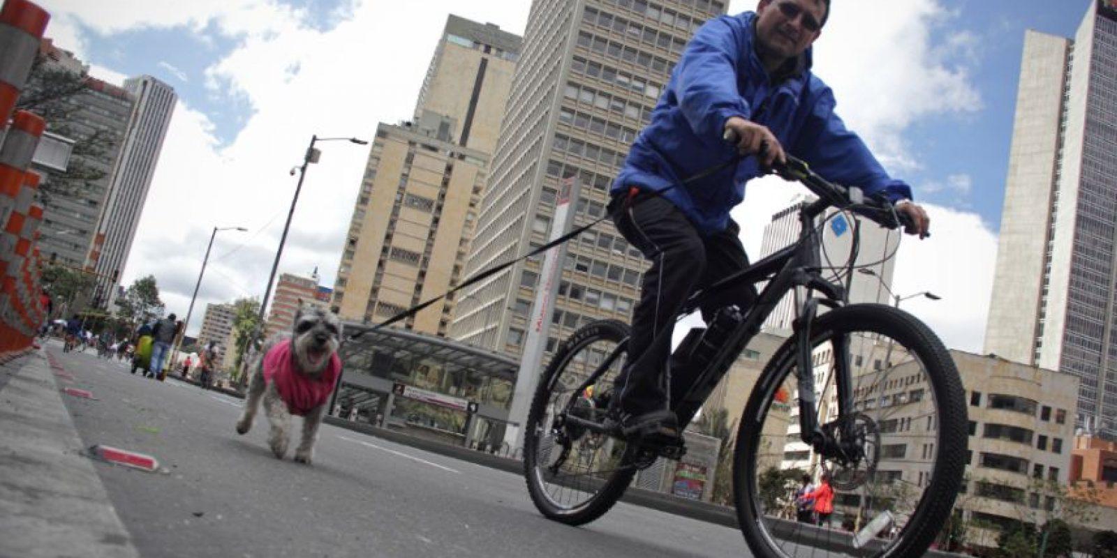 """""""Oye, vas muy rápido, espera"""" Foto:Carlos Bernate"""