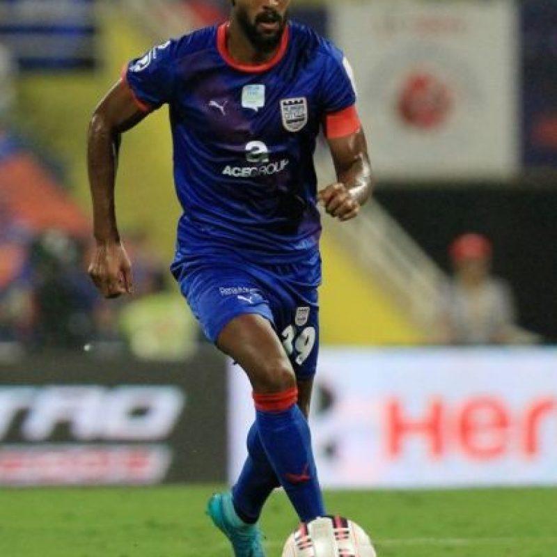 2. Nicolás Anelka Foto:Vía facebook.com/MumbaiCityFC