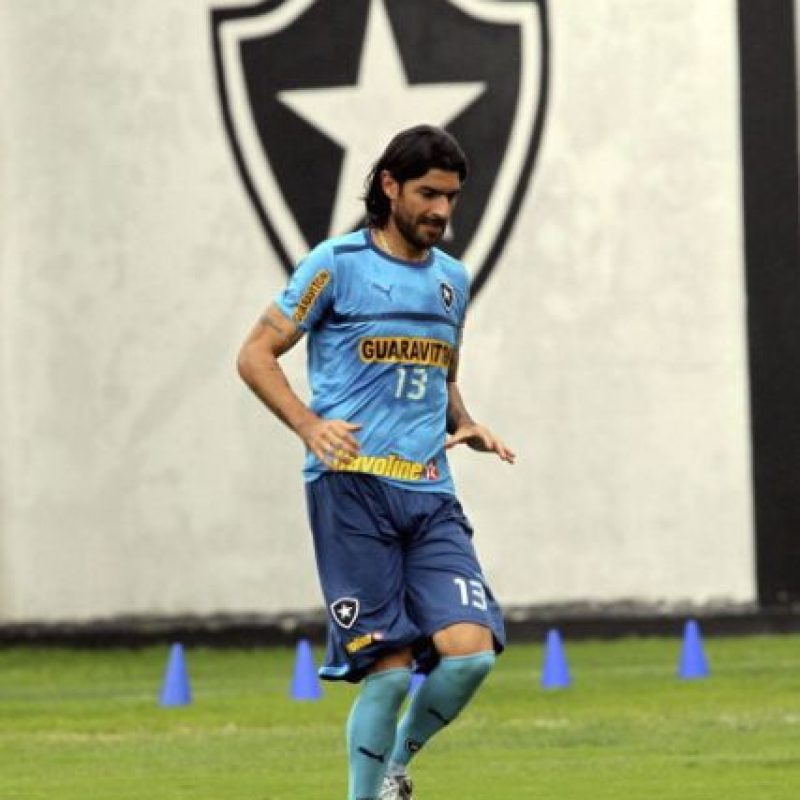1. Sebastián Abreu Foto: Getty Images
