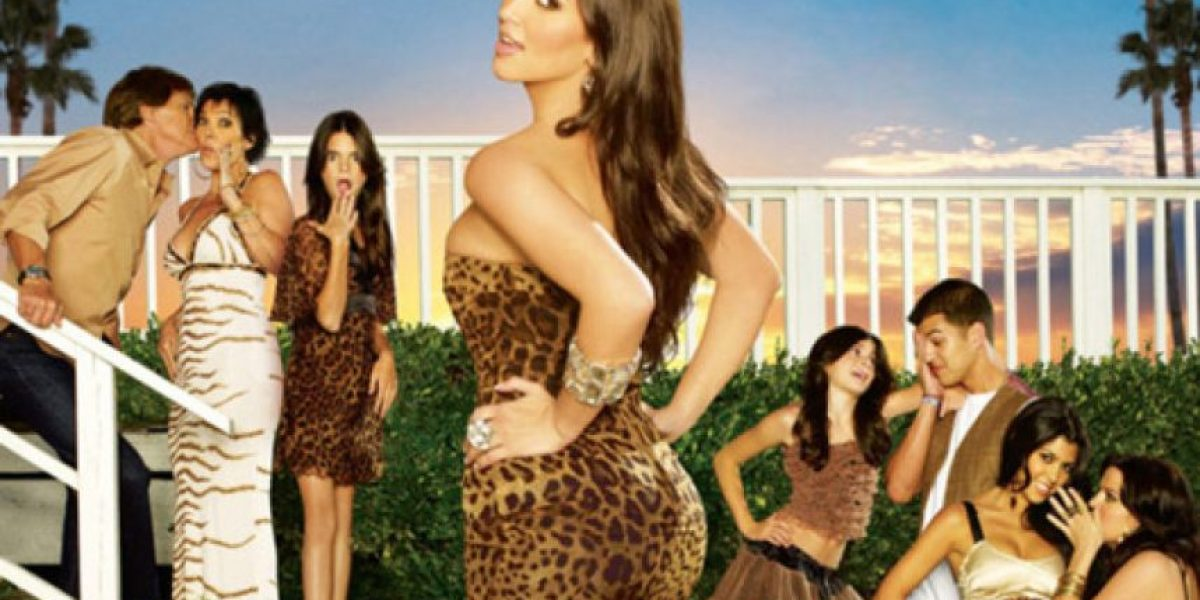 "Fotos: Así fue el radical cambio del elenco de ""Keeping Up with the Kardashians"""