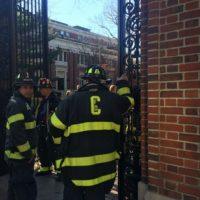 Evacúan universidad de Harvard por amenaza de bomba. Foto:Twitter @Harvard