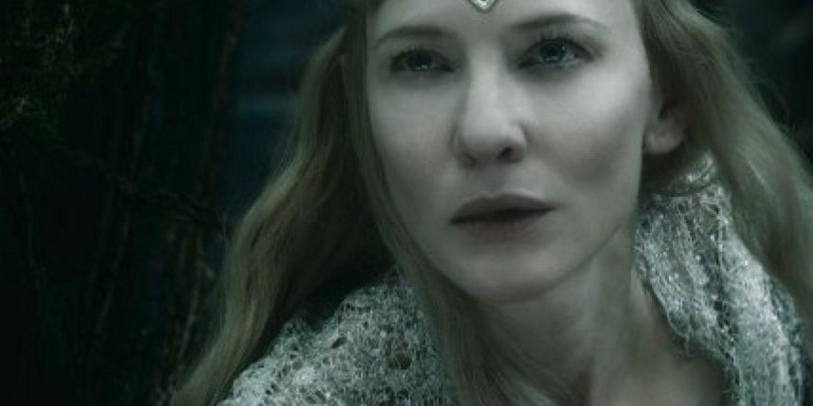 """y en la trilogía """"El Hobbit"""". Foto:IMDB"""