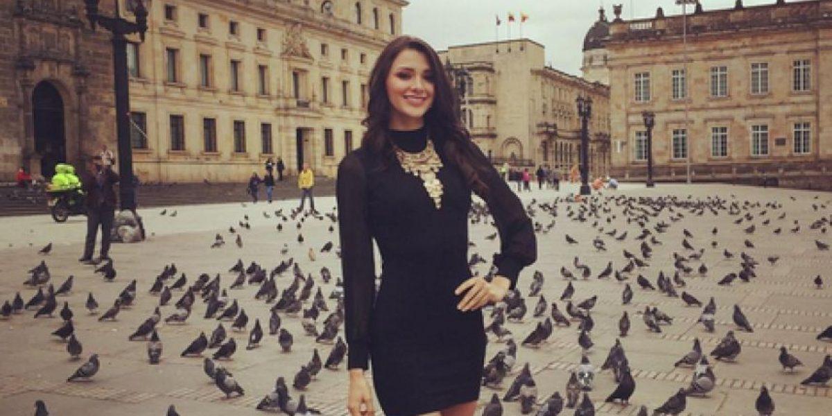 La Señorita Bogotá, Paula Milena Clavijo, es motivo de burla en las redes sociales