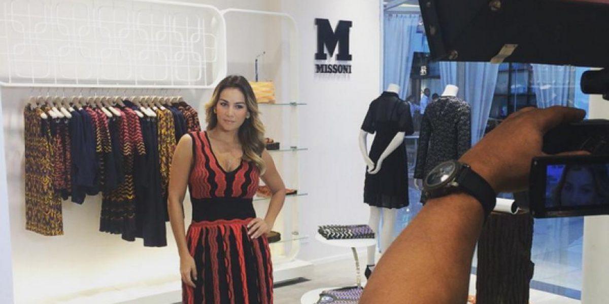 Ana Gabriela Delgado, jurado del Concurso Nacional de Belleza