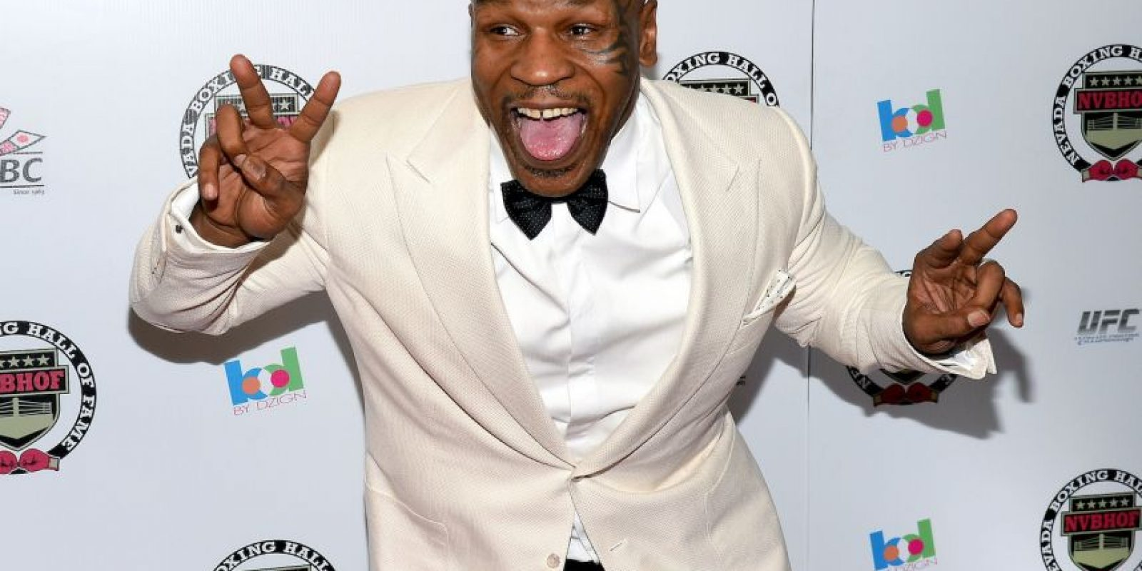 2. Mike Tyson Foto: Getty Images