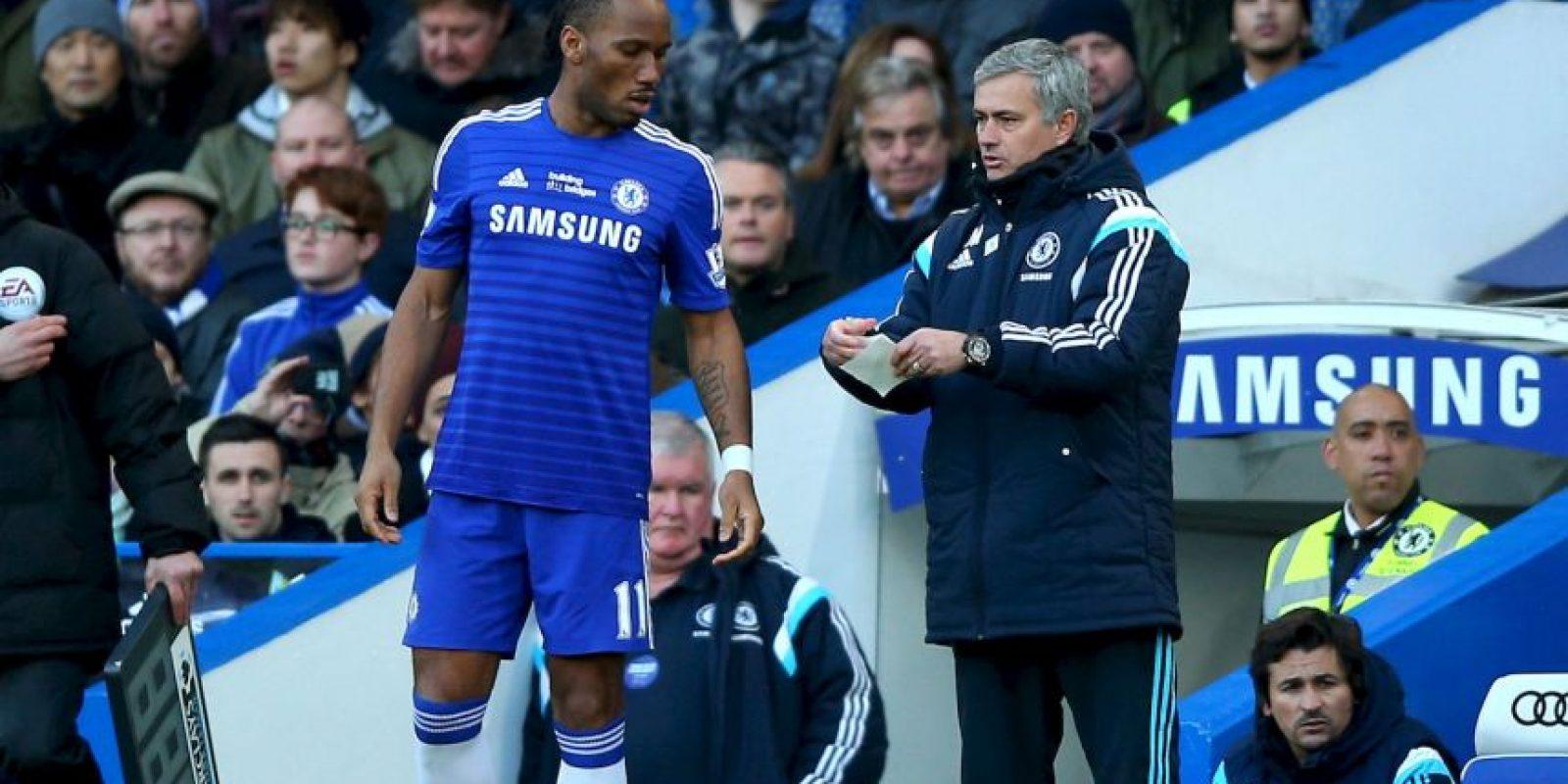 José Mourinho es uno de los mejores entrenadores del mundo. Foto:Getty Images