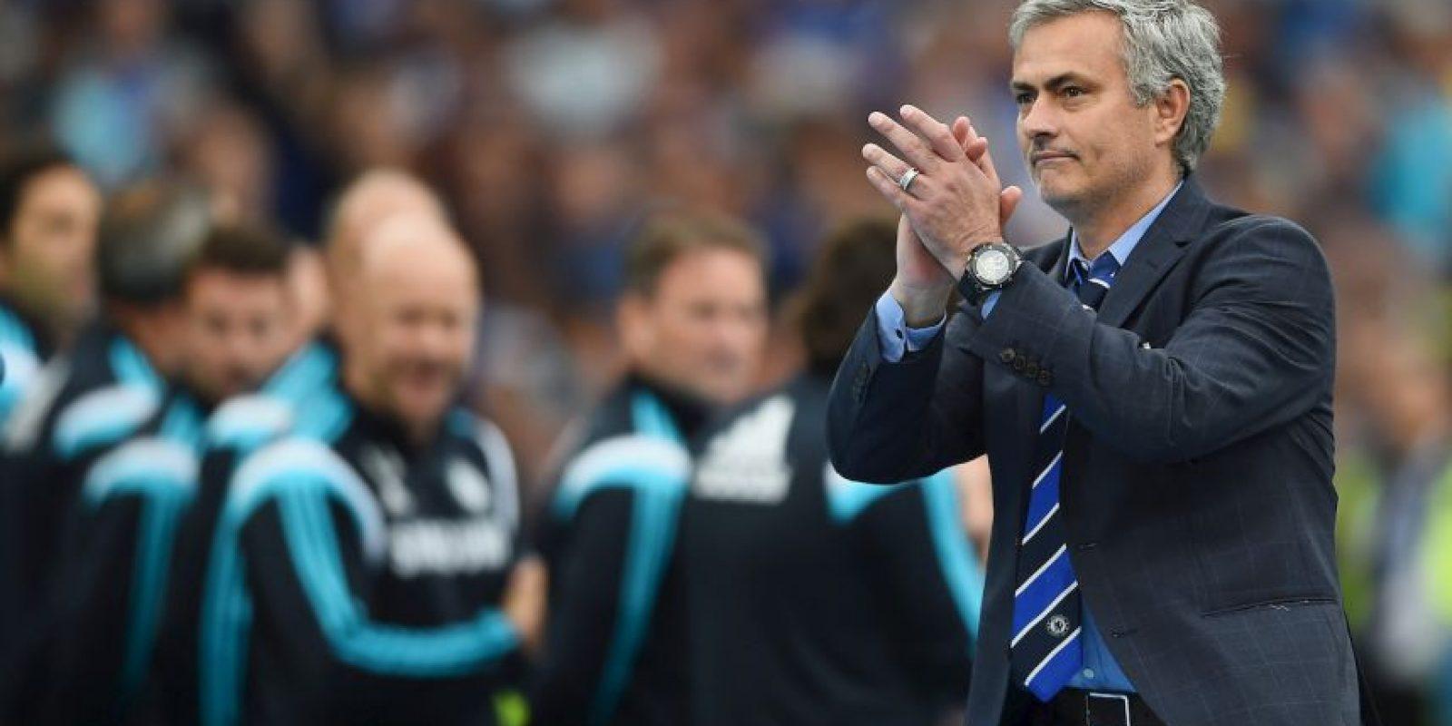 """Los """"Blues"""" sólo han ganado 11 puntos de 36 posibles y los punteros de la Premier League, Manchester City y Arsenal, están a 15 unidades de distancia. Foto:Getty Images"""