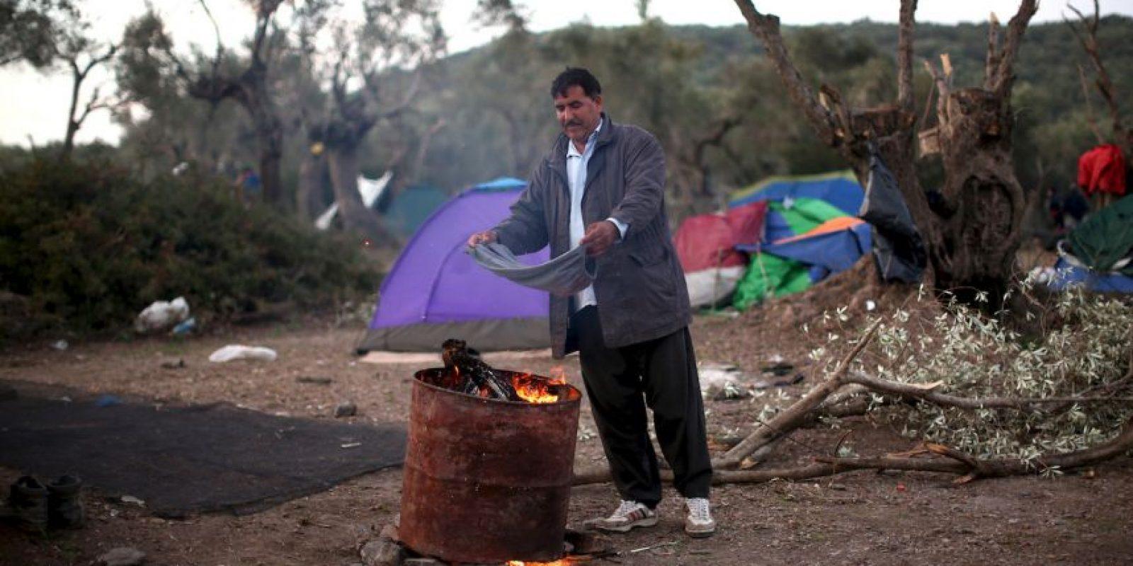 6. La cadena Univisión detalló que Estados Unidos aún acogerá a los 10 mil refugiados que se comprometió a ayudar. Foto:Getty Images