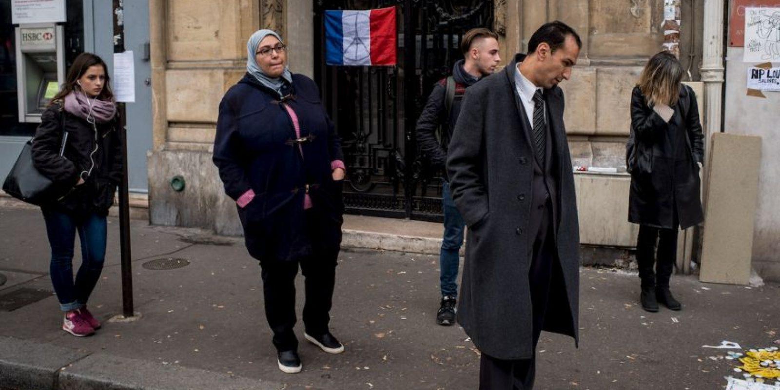 Se han identificado a cinco de los siete terroristas. Foto:Getty Images