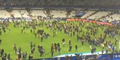 Así se vivieron los ataques en la capital francesa. Foto:Twitter