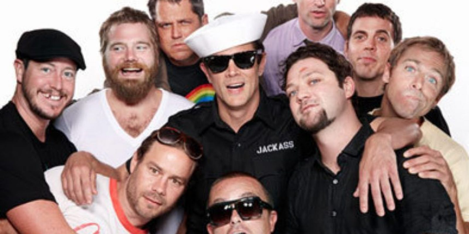"""""""Jackass"""" fue uno de los programas más populares de MTV en la década pasada. Foto:vía MTV"""