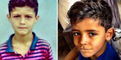 El futbolista del Real Madrid y su hijo son idénticos. Foto:Vía instagram.com/Cristiano