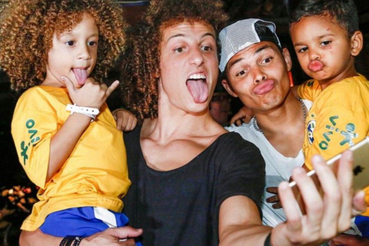9 y 10. David Luiz y Thiago Silva Foto:Vía instagram.com/davidluiz_4