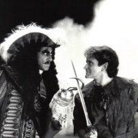 Sus protagonistas eran Dustin Hoffman y el difunto Robin Williams. Foto:vía Amblin