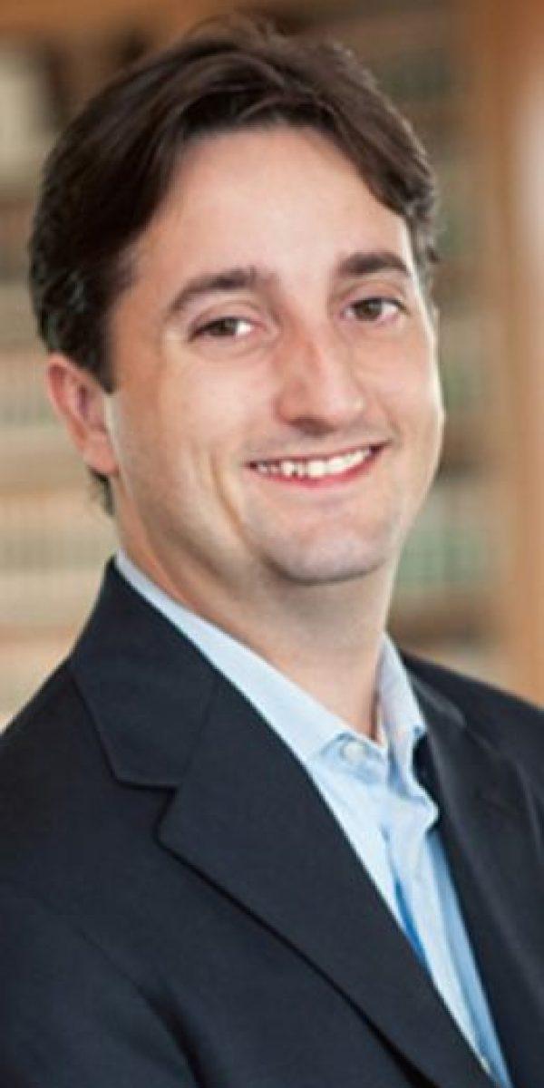 Es ahora maestro en la Escuela de Leyes de Brooklyn. Foto:vía Brooklyn School of Law