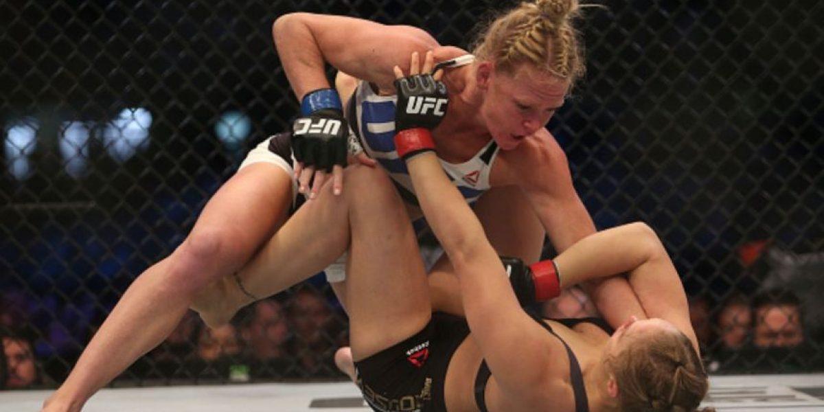 Lady Gaga se burló de la derrota de Ronda Rousey