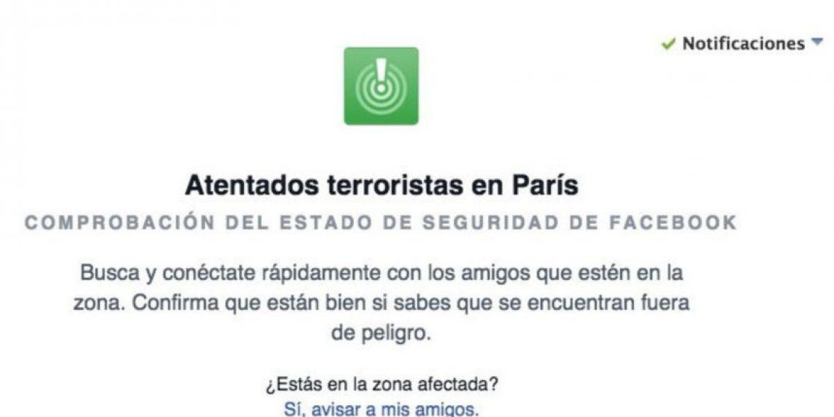 Critican a Facebook por activar alerta en París e ignorar a Beirut