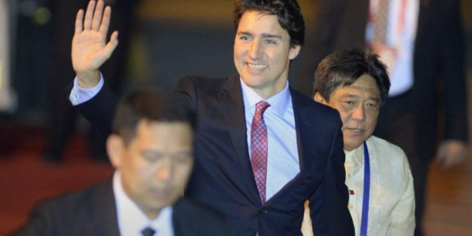 Justin Trudeau dio el primer paso para legalizar la marihuana Foto:AFP