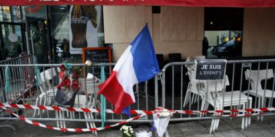 Él y otros dos terroristas dispararon contra los clientes de los restaurantes Le Carillon y Le Petit Cambodge. Foto:AFP