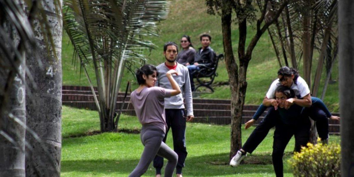 Así transcurrió el lunes festivo de los bogotanos: Momentos en los Parques