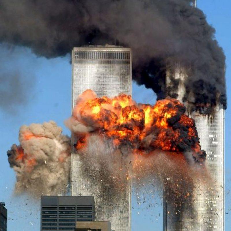 Fueron los peores atentados en la historia reciente de Estados Unidos Foto:Getty Images