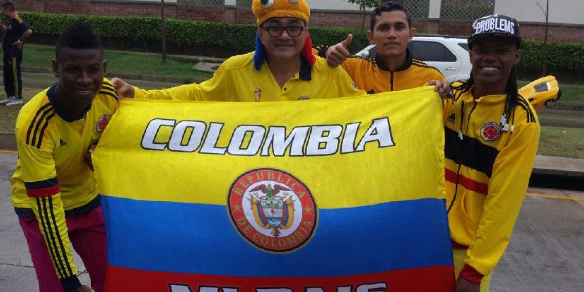 Fanáticos se gozan la fiebre amarilla en Barranquilla