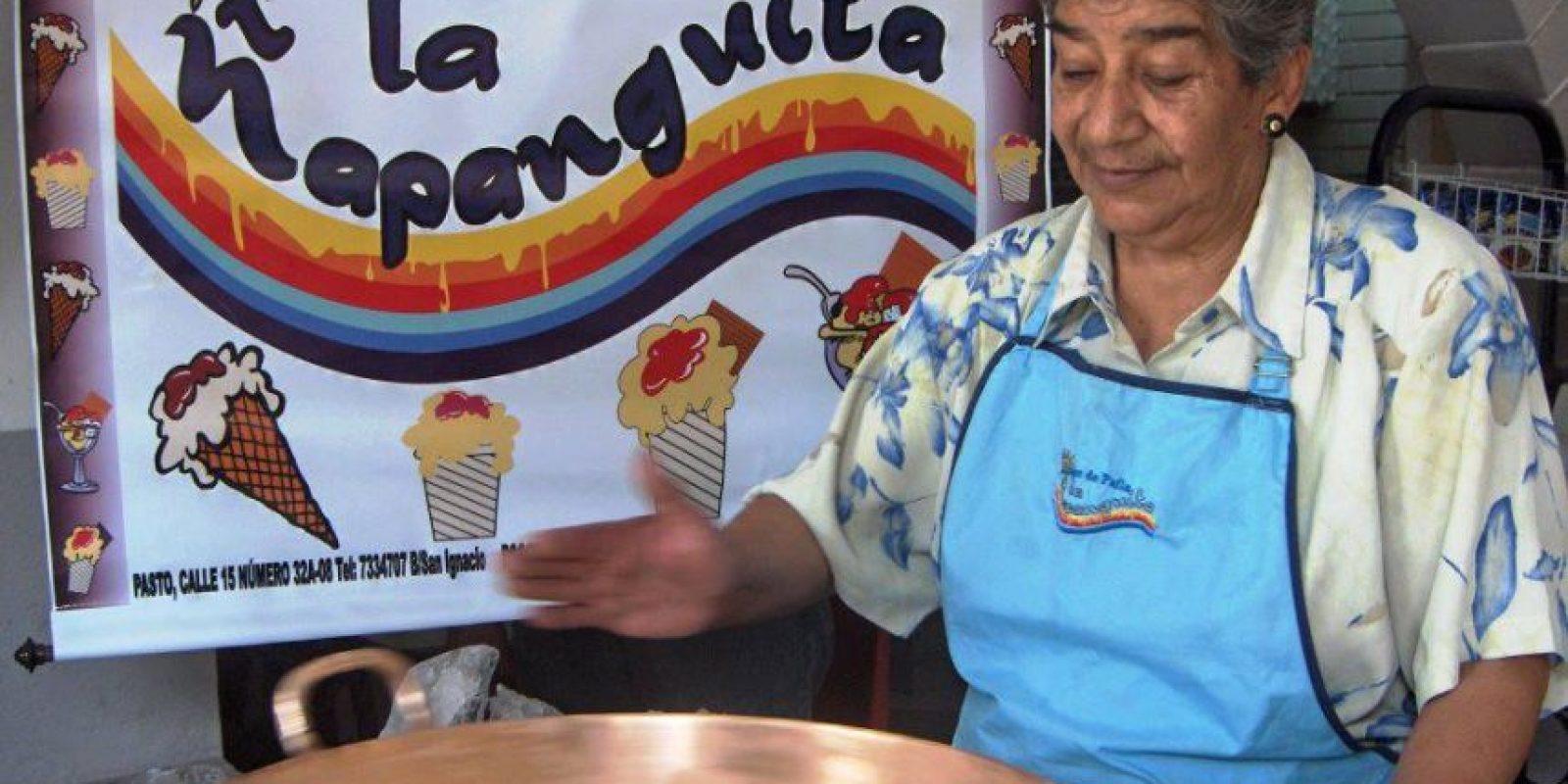 "Helados de Paila ""La Ñapanguita"" Foto:Helados de Paila La Ñapanguita /Facebook"