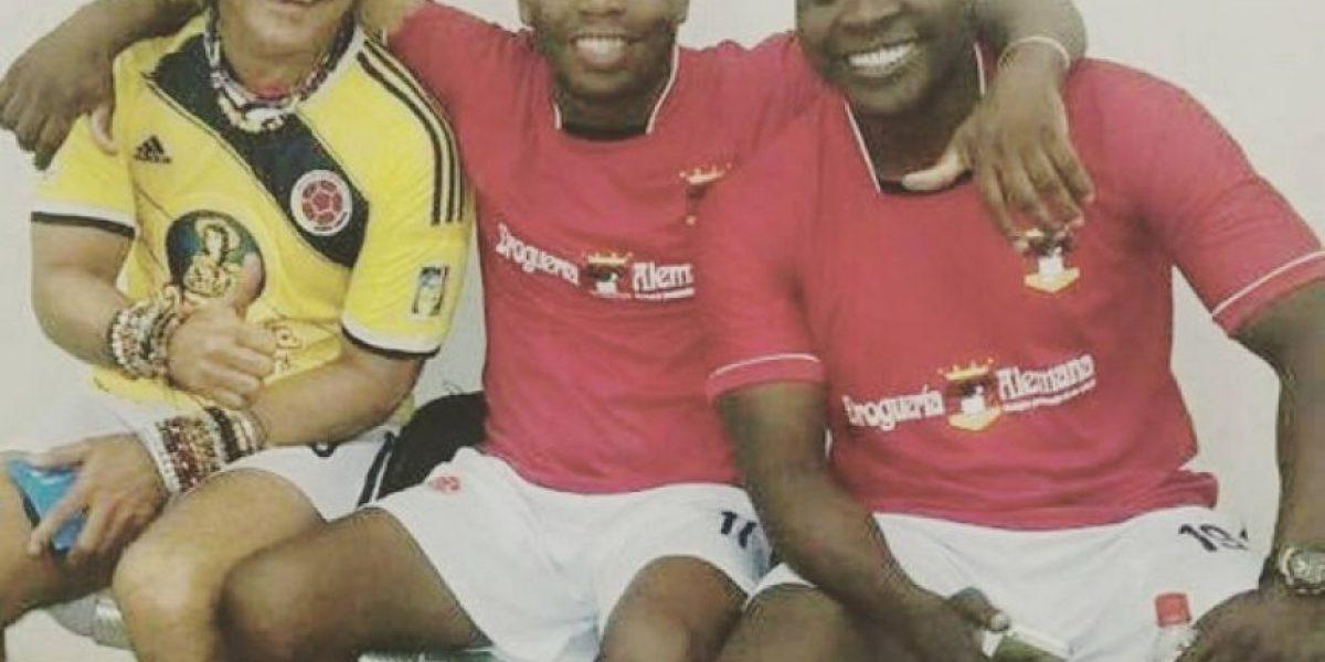 Faustino Asprilla se va contra la Selección Colombia en Twitter