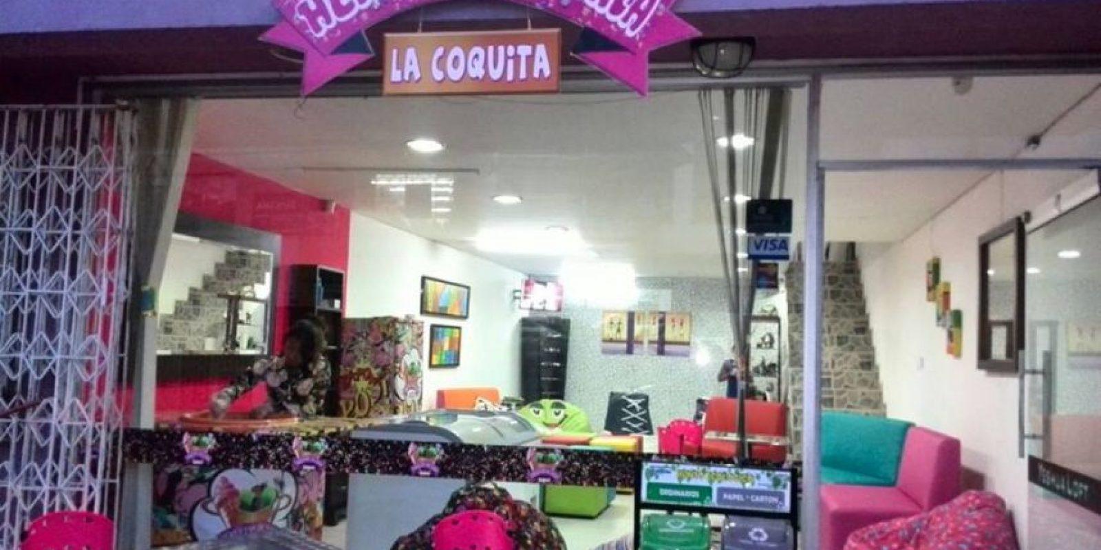 """Helados de Paila """"La Coquita"""" Foto:Helados de Paila La Coquita /Facebook"""