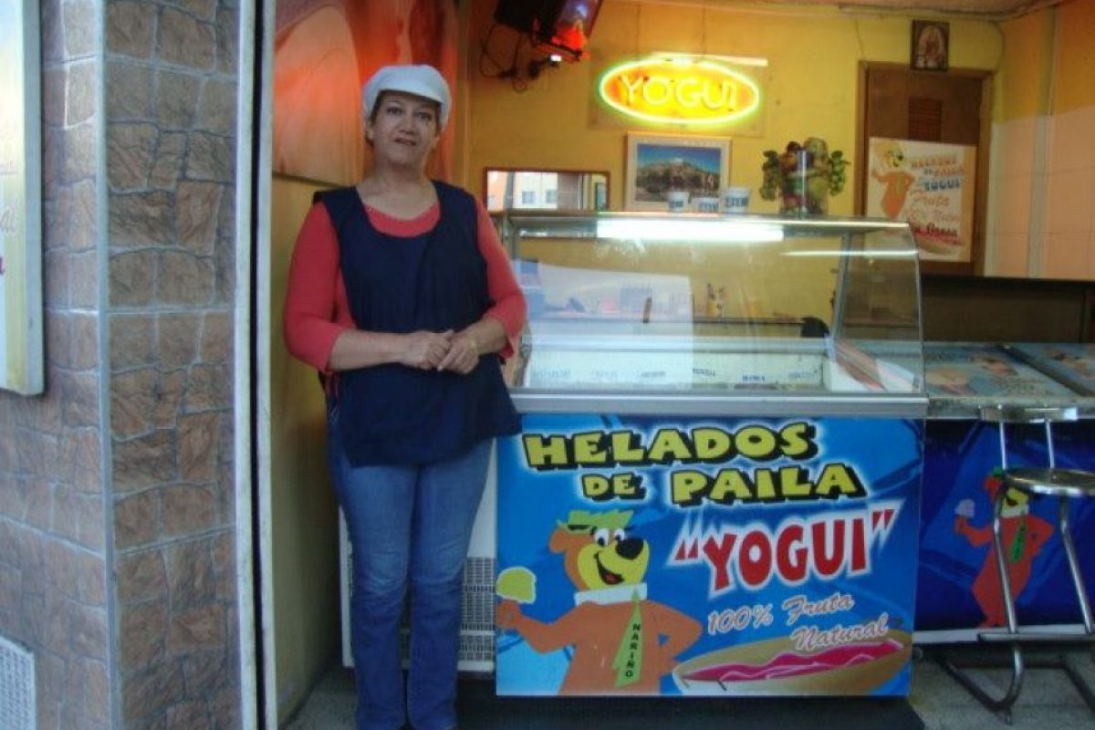 """Helados de Paila """"Yogui"""" Foto:Helados de Paila Yogui /Facebook"""