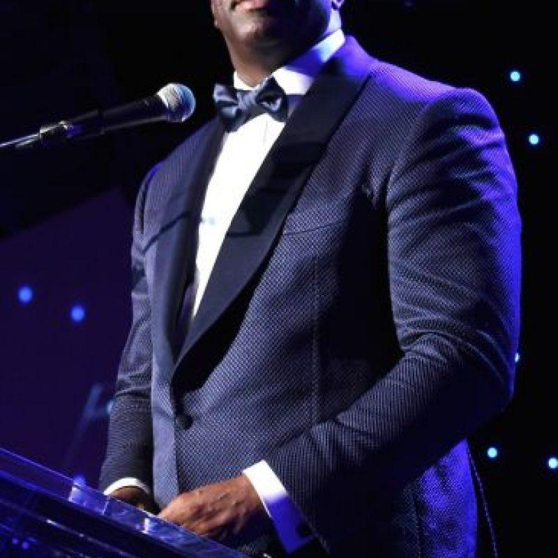 En la actualidad es un famoso activista que promueve la lucha contra esta enfermedad. Foto:Getty Images