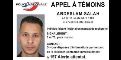 Salah Abdeslam pudo haber sido detenido, pero por falta de pruebas las autoridades lo dejaron libre. Foto:AP
