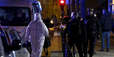 "2. Allí aseguró que ""Francia está en guerra"". Foto:AP"