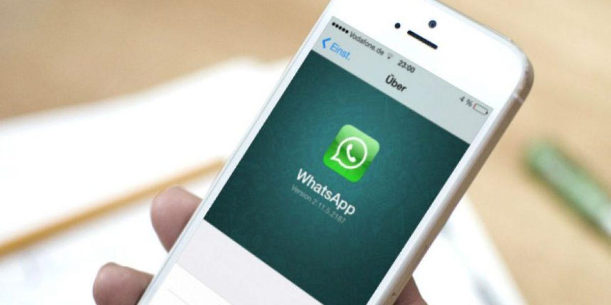 Conozcan la nueva actualización de WhatsApp exclusiva para iPhone