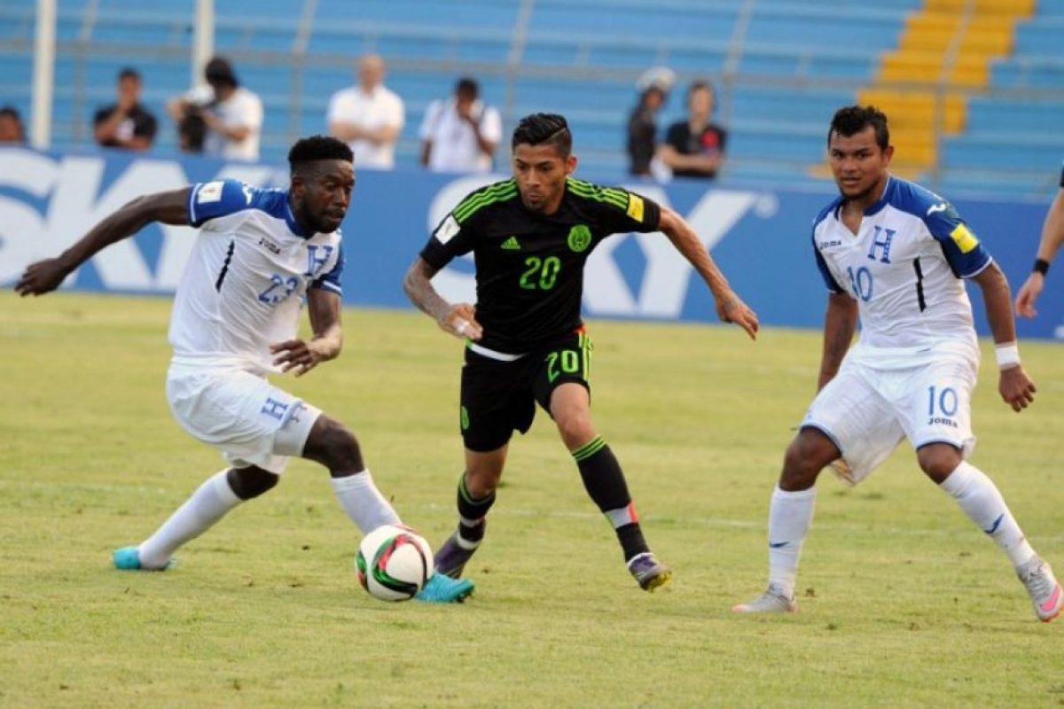 Al final, México se llevó la victoria Foto:AFP