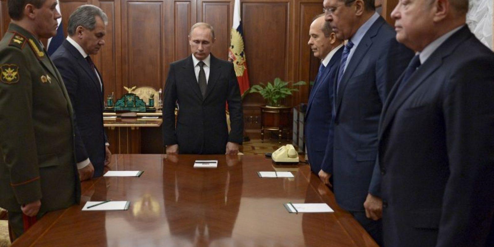 Rusia reconoce que el siniestro del avión en Egipto fue un atentado. Foto:AFP