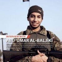Abdaelhamid Abaaoud, uno de los principales sospechosos de planear el atentado terrorista Foto:AFP
