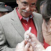 Serpa fue gobernador de Santander, ministro del Interior y presidente del Partido Liberal Foto:EFE
