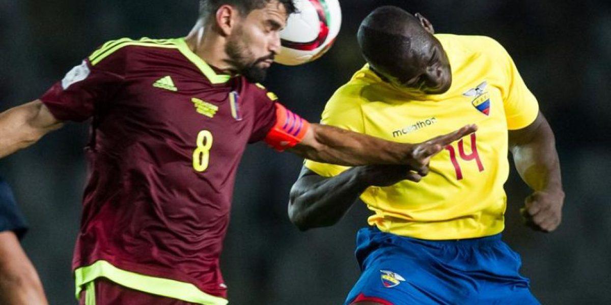 Ecuador, líder de las eliminatorias sudamericanas