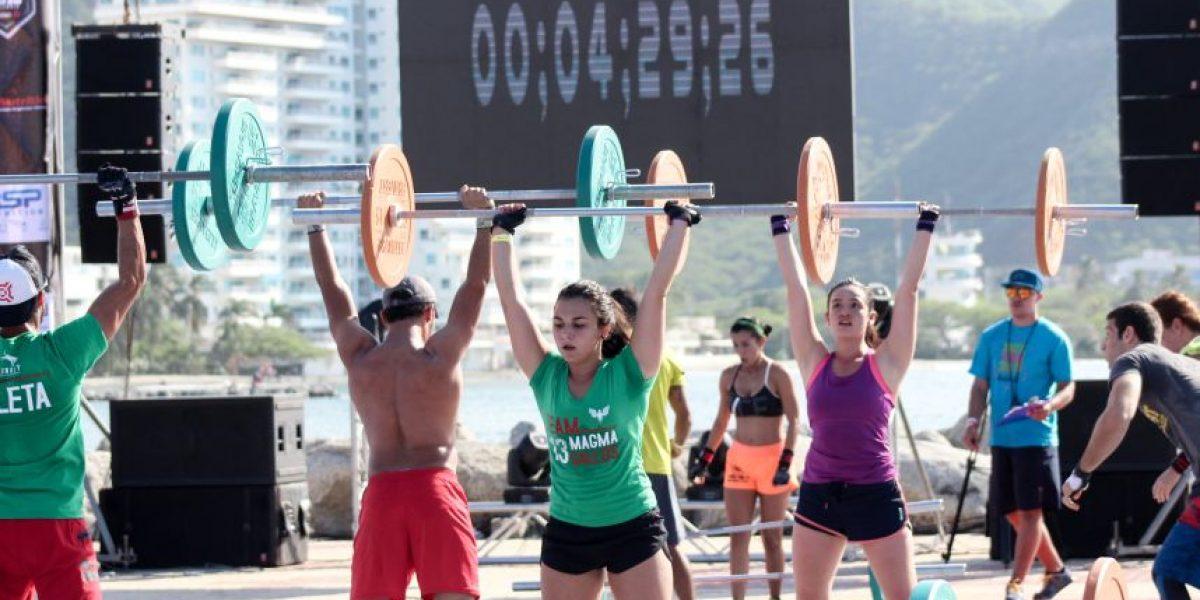 El CrossFit ya tiene a sus reyes en Colombia