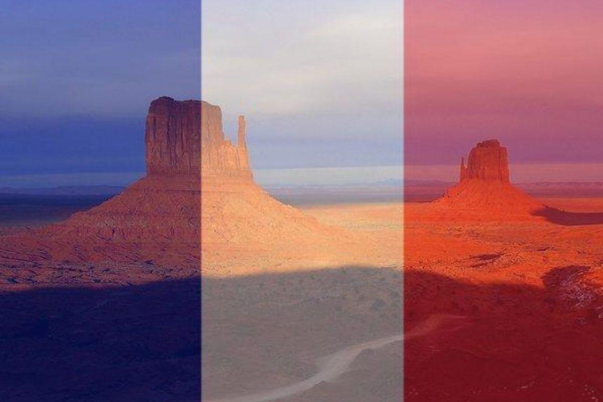 Así puede poner un filtro de la bandera de Colombia en su perfil Foto:Lunapic