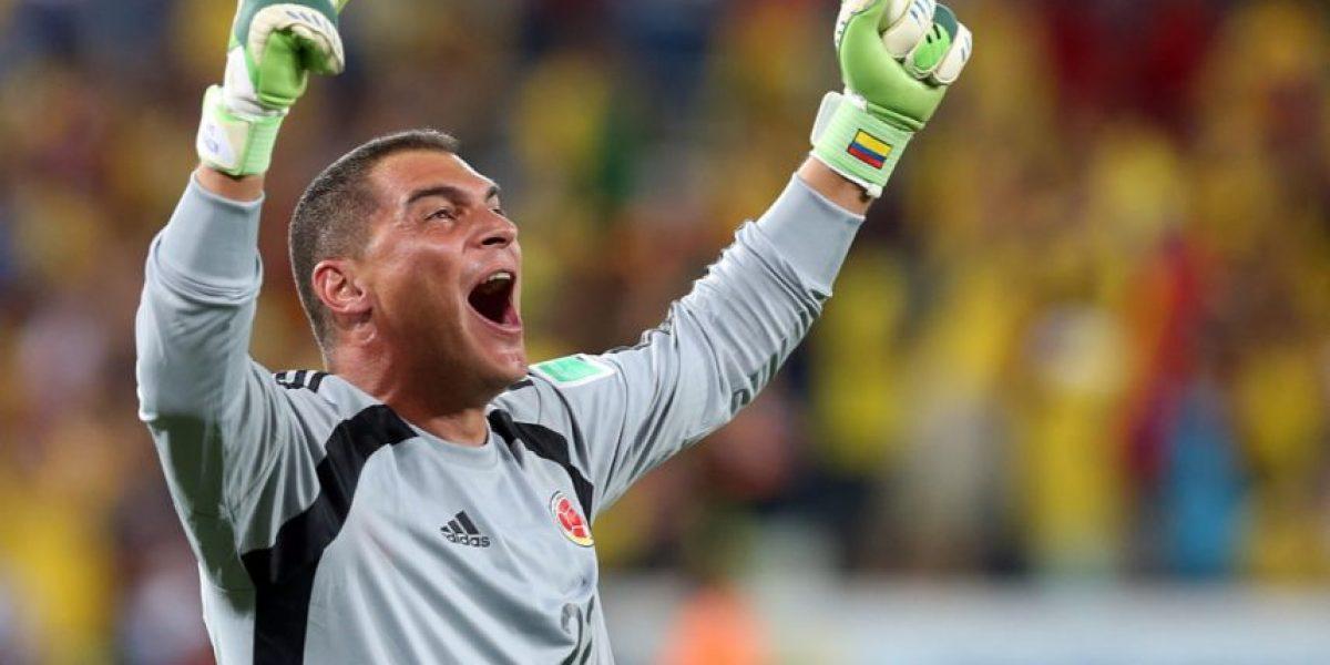 Video: Pelea de Faryd Mondragón con hinchas de la Selección