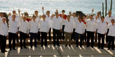 5. En el caso de América Latina, México celebró la sede en Cabo San Lucas entre el 26 y el 27 de octubre de 2002 Foto:APEC.org